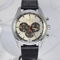 Zenith El Primero 03.2043.4052/01.C496 Very good Steel 42mm Chronograph