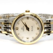 Omega De Ville Prestige Gold/Steel Mother of pearl United Kingdom, Essex