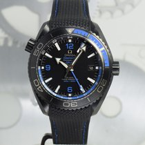 Omega Seamaster Planet Ocean Céramique 45.5mm Noir Arabes France, Cannes