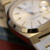 Rolex Oyster Perpetual Date Acier 36mm Argent Sans chiffres France, Paris
