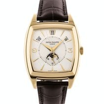 Patek Philippe Yellow gold 38mm Automatic 5135J-001 pre-owned