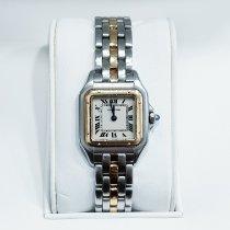 Cartier Gold/Steel 22mm Quartz 1120 pre-owned