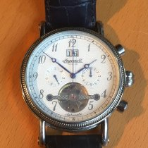 Ingersoll Steel 42mm Automatic IN 1800 pre-owned