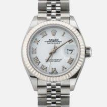 Rolex 279174 Acier 2019 Lady-Datejust 28mm occasion