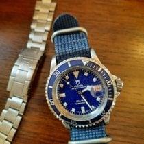 Tudor Submariner Steel 40mm Blue No numerals United States of America, Utah, SALT LAKE CITY