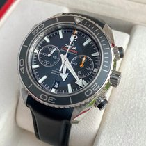 Omega Seamaster Planet Ocean Chronograph Steel 44,5mm Black