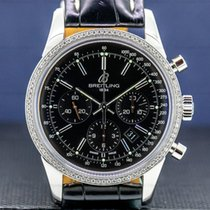 Breitling Transocean Chronograph 43mm Black United States of America, Massachusetts, Boston