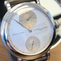 Laurent Ferrier White gold Manual winding pre-owned United States of America, California, Beverly Hills