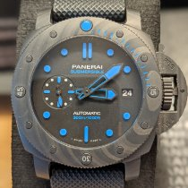 Panerai Luminor Submersible Carbon 42mm Black No numerals United States of America, Virginia, Virginia Beach