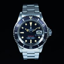 Rolex Submariner Date 1680 Καλό Ατσάλι Αυτόματη
