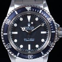 Rolex Submariner (No Date) Stahl Schwarz Deutschland, Mönchengladbach