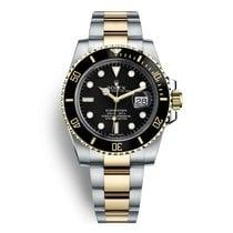 Rolex Rolex Submariner Date Black dial 18K Two-Tone 116613LN Or/Acier 2020 Submariner Date 40mm nouveau
