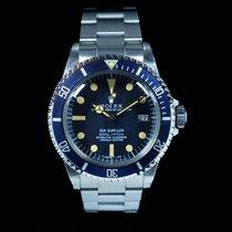Rolex Sea-Dweller 1665 Zeer goed Staal Automatisch