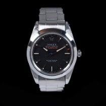 Rolex gebraucht Automatik Schwarz