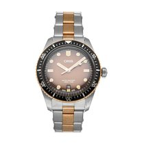 Oris Divers Sixty Five Steel 40mm Brown No numerals United States of America, Pennsylvania, Bala Cynwyd