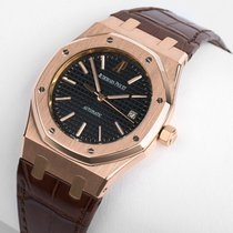 Audemars Piguet Rose gold 39mm Automatic 15300OR.OO.D088CR.01 pre-owned United States of America, Iowa, Des Moines