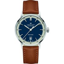 Hamilton H38425540 Steel 2020 Intra-Matic 40mm new United States of America, New York, Bellmore