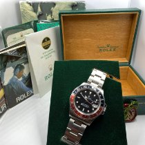 Rolex 16760 Steel 1986 GMT-Master II 40mm pre-owned United States of America, Florida, Naples