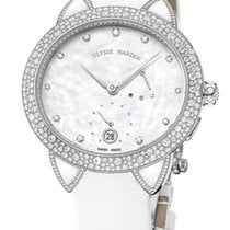 Ulysse Nardin Jade White gold 36mm Mother of pearl United States of America, Florida, North Miami Beach