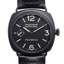 Panerai Radiomir Black Seal new Manual winding Watch with original box and original papers PAM 00292