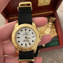 Rolex 168628 Oro amarillo 2000 Yacht-Master 35mm usados