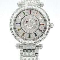Franck Muller Double Mystery Oro blanco 40mm