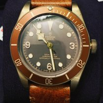 Tudor Black Bay Bronze Bronzo 43mm Marrone Arabi Italia, Caserta