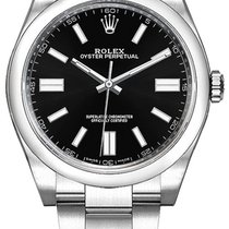 Rolex Oyster Perpetual 36 occasion 36mm Violet Acier