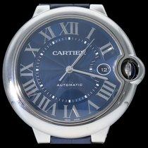 Cartier Ballon Bleu 42mm Acier 42mm Bleu Romains Belgique, Brussel
