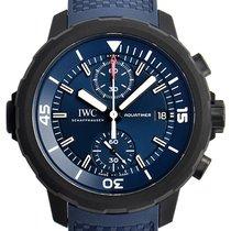 IWC IW379507 Steel 2020 Aquatimer Chronograph 45mm new