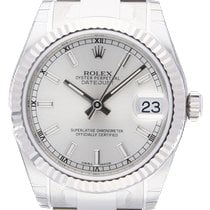 Rolex Lady-Datejust Staal 31mm