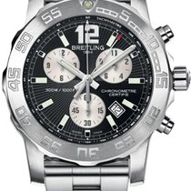 Breitling Colt Chronograph II Steel 44mm Black