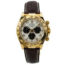 Rolex 116518 Yellow gold 2000 Daytona 40mm pre-owned United States of America, New York, New York