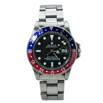 Rolex GMT-Master Steel 40mm Champagne United States of America, New York, New York