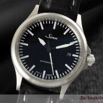Sinn 556 Steel 38.5mm Black