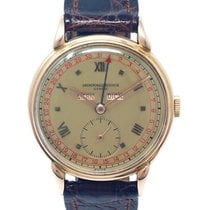 Vacheron Constantin Rose gold 35mm Manual winding pre-owned