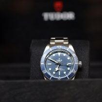 Tudor Black Bay Fifty-Eight Stahl 39mm Blau Keine Ziffern Schweiz, Geneve