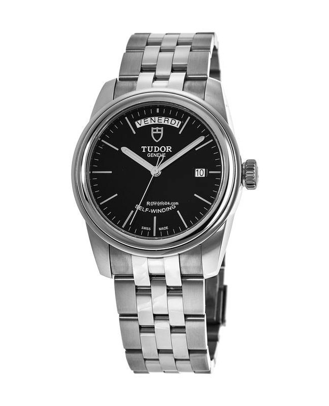 Tudor Glamour Date-Day M56000-0049 new