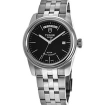 Tudor Steel Automatic new Glamour Date-Day