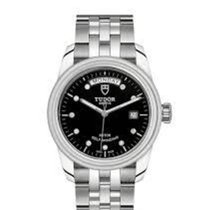 Tudor Glamour Date-Day Steel United States of America, New York, Brooklyn