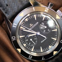 Jaeger-LeCoultre Deep Sea Chronograph Acero Negro