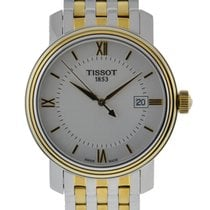 Tissot Bridgeport Steel 40mm Silver United States of America, California, Los Angeles