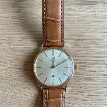 Zenith Rose gold Manual winding 34mm pre-owned