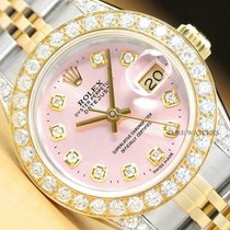 Rolex Lady-Datejust Steel 26mm Pink United States of America, California, Chino Hills