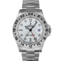 Rolex Explorer II Steel 40mm White No numerals United States of America, Maryland, Baltimore, MD
