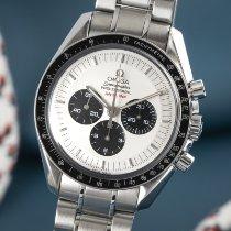 Omega Speedmaster Professional Moonwatch Ocel 42mm Stříbrná