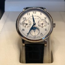 A. Lange & Söhne new Manual winding 40mm White gold Sapphire crystal