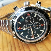 Omega Seamaster Planet Ocean Chronograph Acier 45mm Noir Arabes France, bordeaux