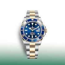 Rolex Submariner Date 126613LB Neu Gold/Stahl 41mm Automatik