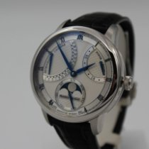 Maurice Lacroix Masterpiece neu Automatik Uhr mit Original-Box und Original-Papieren MP6588-SS001-131-1